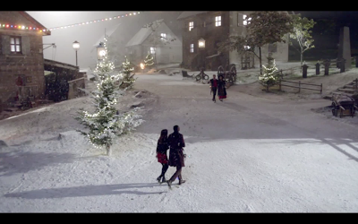 Doctor Who Christmas Special 2013.The Time Of The Doctor Trailer Image Breakdown Blogtor Who
