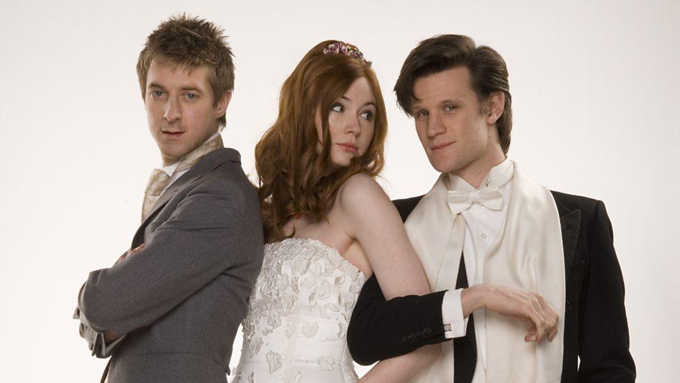 Amy Doctor Who