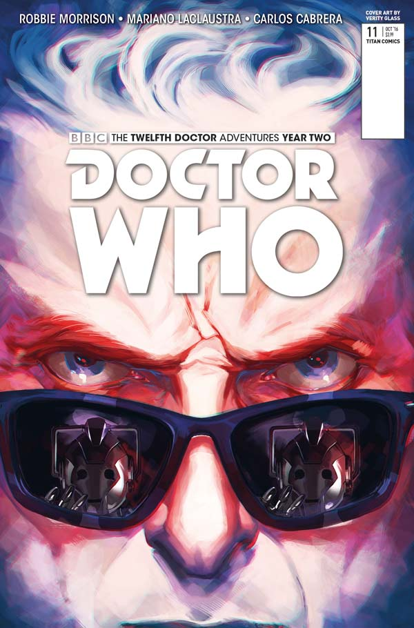 A New Titan Comics Adventure For The Twelfth Doctor Begins Today