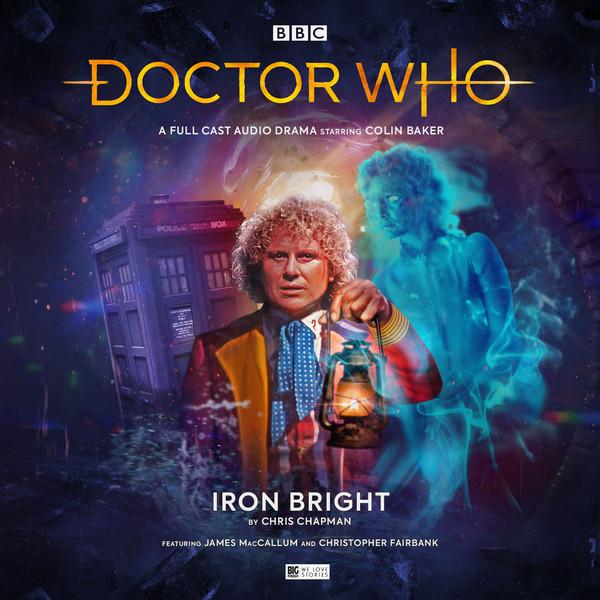 Iron Bright new logo - Blogtor Who