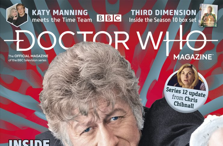 Doctor Who Magazine Archives - Page 8 of 32 - Blogtor Who